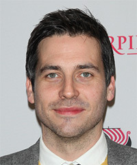 Rob James Collier Hairstyles
