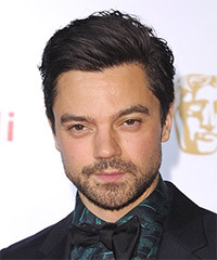Dominic Cooper - Short Straight