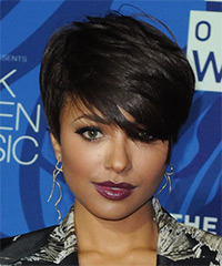 Kat Graham - Short Straight