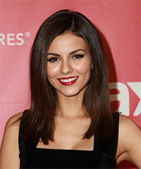 Victoria Justice - Long Straight