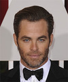 Chris Pine Hairstyles