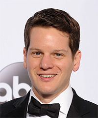 Graham Moore Hairstyles