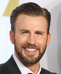 Chris Evans Hairstyles