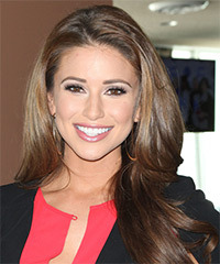 Nia Sanchez Hairstyles