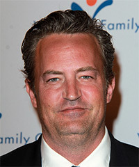 Matthew Perry Hairstyles