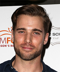 Dustin Milligan - Short Straight