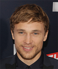William Moseley - Short Straight