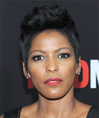 Tamron Hall - Short Straight