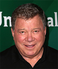 William Shatner Hairstyles