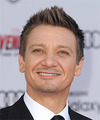 Jeremy Renner Hairstyles