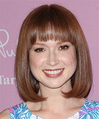Ellie Kemper - Medium Bob