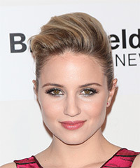 Dianna Agron - Medium Wedding