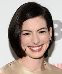 Anne Hathaway - Medium Straight