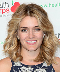 Daphne Oz - Medium Wavy