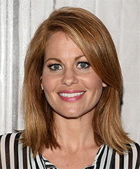 Candace Cameron Bure - Medium Straight