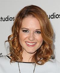 Sarah Drew - Curly
