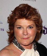 Kate Mulgrew - Short Straight