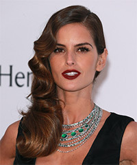 Izabel Goulart - Long Wavy