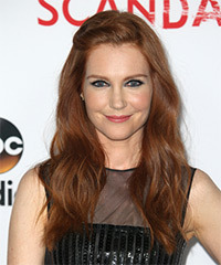 Darby Stanchfield - Long Wavy