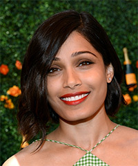 Freida Pinto - Medium Straight