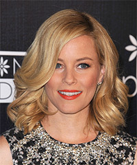Elizabeth Banks - Medium Wavy