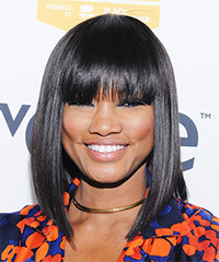 Garcelle Beauvais - Medium Straight