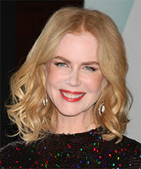 Nicole Kidman - Medium Wavy