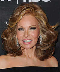 Raquel Welch Hairstyles