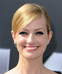 Beth Behrs - Long Straight