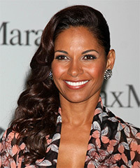 Salli Richardson Whitfield - Long Wavy