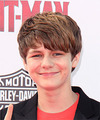 Ty Simpkins Hairstyles
