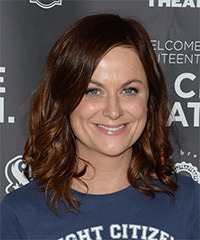 Amy Poehler - Medium Wavy