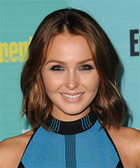 Camilla Luddington - Medium Straight