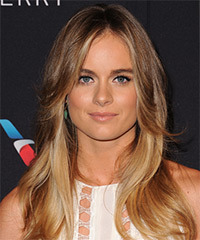 Cressida Bonas - Long Straight