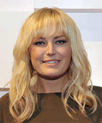 Malin Akerman - Wavy