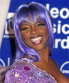 Lil Kim Hairstyle