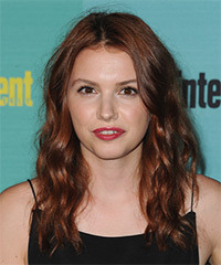 Hannah Murray - Long Wavy