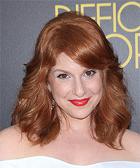 Julie Klausner - Long Wavy