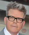 Christopher McQuarrie Hairstyles