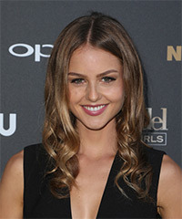 Isabelle Cornish Hairstyles