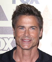 Rob Lowe - Short Straight