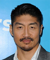 Brian Tee Hairstyles
