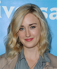 Ashley Johnson Hairstyles