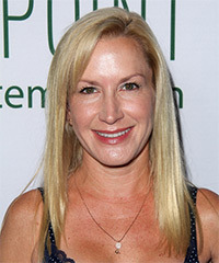 Angela Kinsey - Long