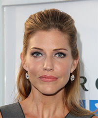 Tricia Helfer - Long Straight