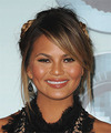 Christine Teigen Hairstyles