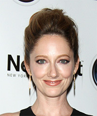 Judy Greer - Long Straight