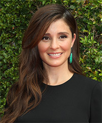Shiri Appleby Long Straight Casual
