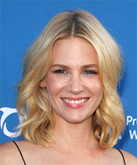 January Jones  - Medium