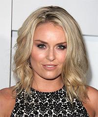 Lindsey Vonn Hairstyles